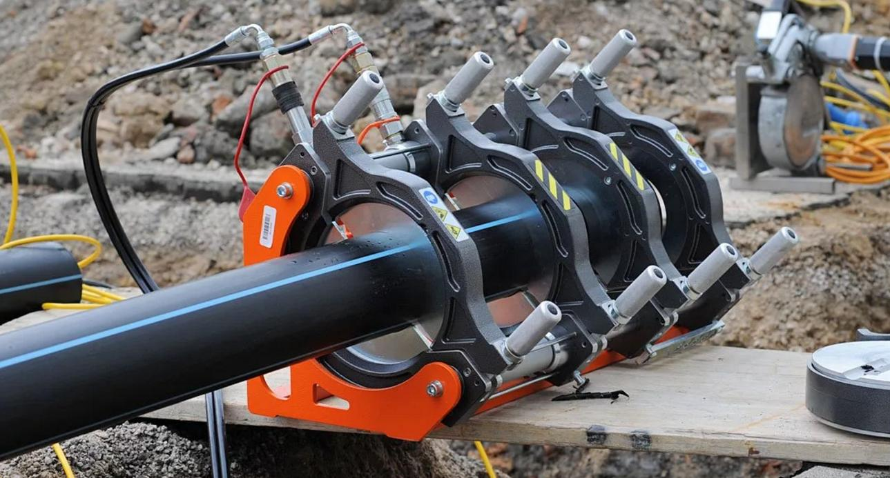 Маркировка подземных пластиковых газопроводов