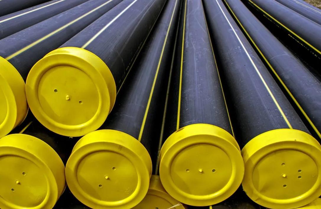 Пластиковые трубы для прокладки подземных газопроводов