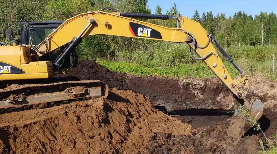 Лента маркерная ГАЗ применяется для защиты газопроводов