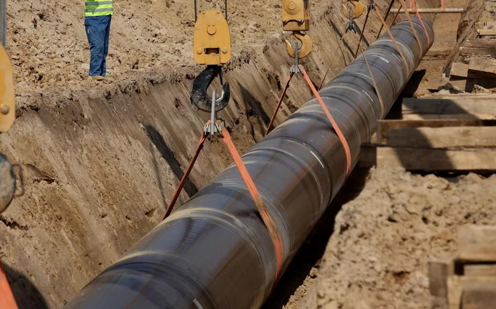Электронные маркеры для подземных газопроводов