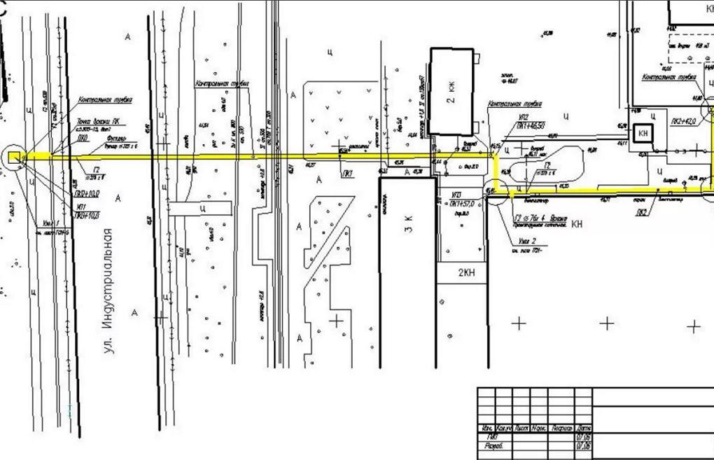 Требования ГОСТ Р 55473-2019 к проектированию газопроводов
