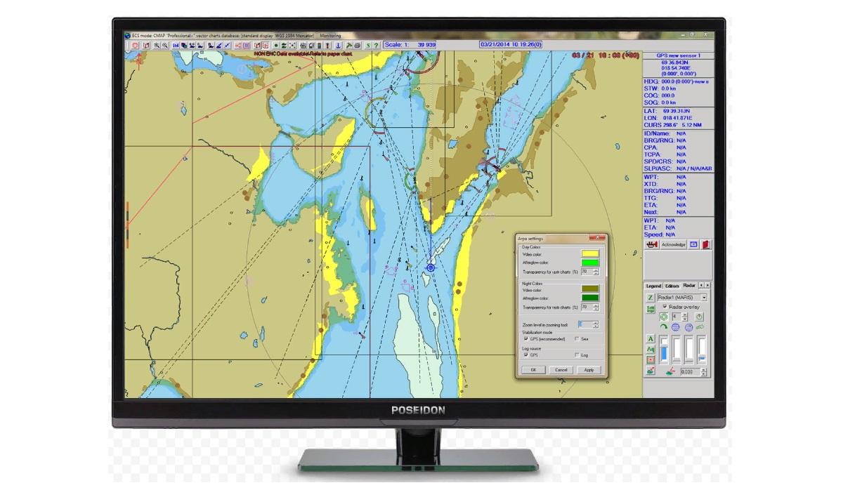 Электронная картография и электронно-картографические системы