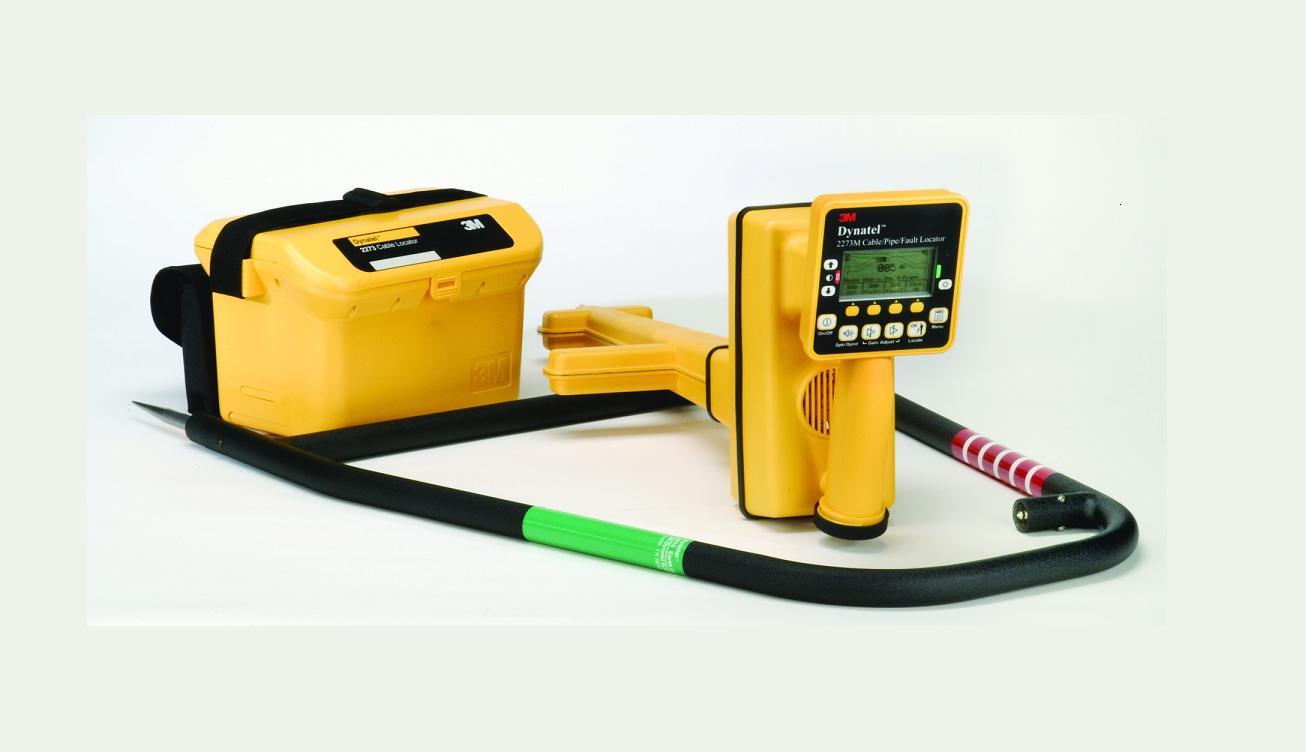 Приборы Dynatel для поиска повреждений кабеля